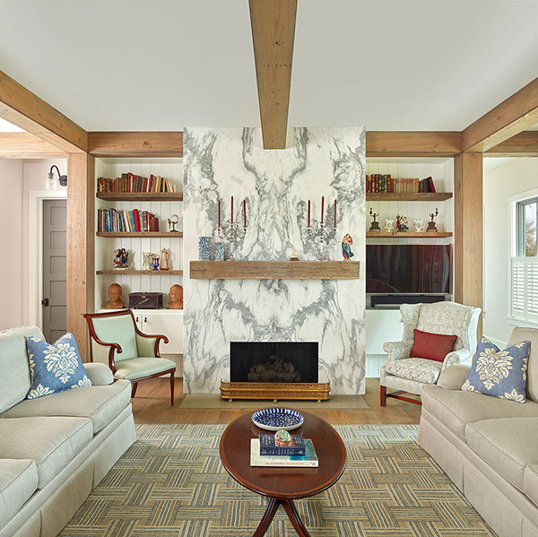 Red Element Design Interior Design Project: Charleston SC: Living Room  Design