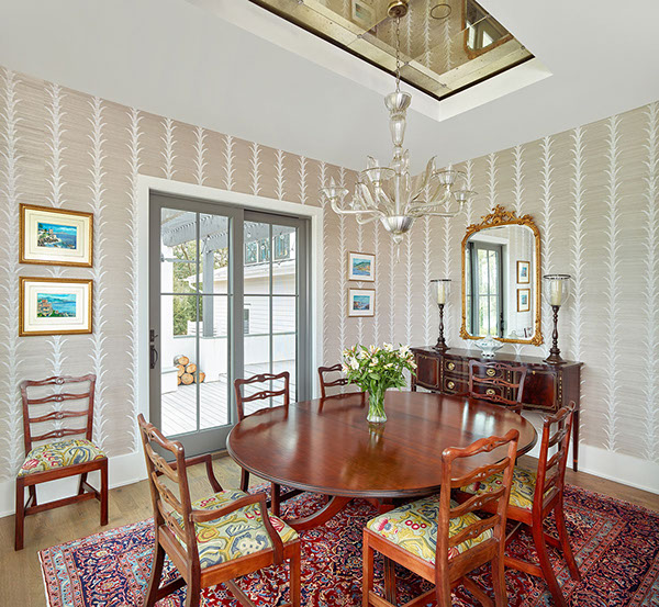 Red Element Design Interior Design Project: Charleston SC: Dining Room  Design